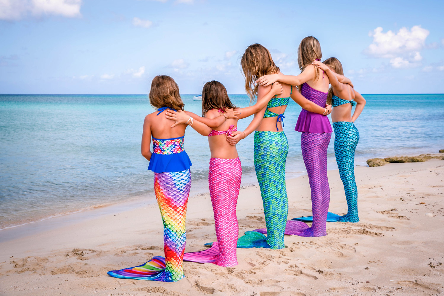 Mermaids Swim Classes